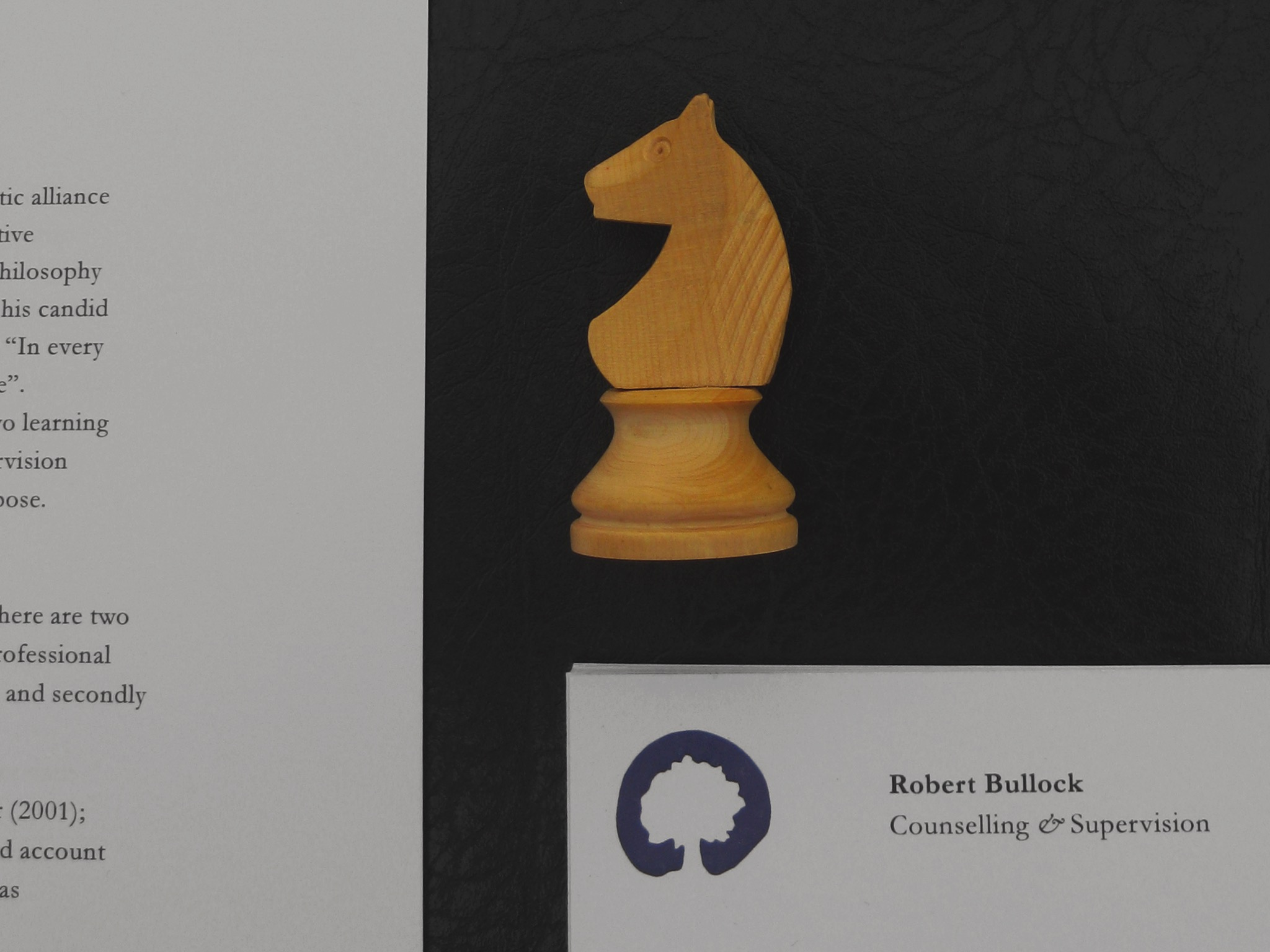 Robert Bullock Counselling & Supervision